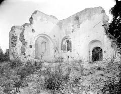 Ancienne église Saint-André - Vue intérieure