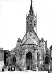 Eglise Sainte-Marie-Madeleine de Maignelay - Ensemble ouest