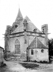 Eglise - Abside