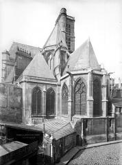 Eglise Saint-Gervais-Saint-Protais - Ensemble est