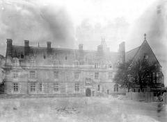 Château de Blois - Façade d'entrée