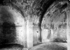 Chapelle de la Trinité - Vue intérieure