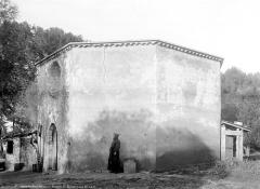 Chapelle Saint-Sauveur - Ensemble sud