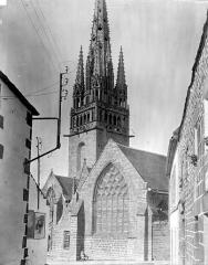 Eglise Notre-Dame de Roscudon - Clocher