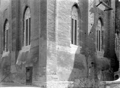 Palais des Papes - Grande audience : Angle sud-ouest