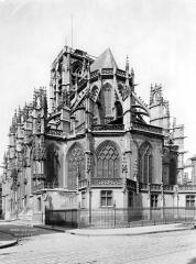 Ancienne église Saint-Vincent - Ensemble est