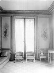 Palais de l'Elysée - Salon d'argent : Fenêtre sud
