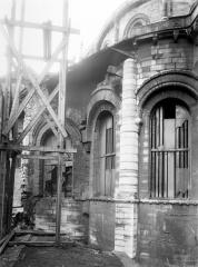 Ancienne abbaye Saint-Martin-des-Champs, actuellement Conservatoire National des Arts et Métiers et Musée National des Techniques - Eglise : Abside