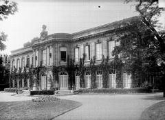 Château - Façade est