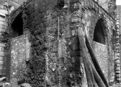 Ancienne abbaye Saint-Martin-des-Champs, actuellement Conservatoire National des Arts et Métiers et Musée National des Techniques - Eglise : Chapelle à gauche du clocher