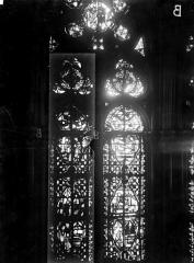 Cathédrale Notre-Dame - Chapelles du choeur, vitrail B