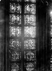 Cathédrale Notre-Dame - Chapelles du choeur, vitrail C