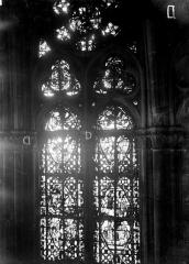 Cathédrale Notre-Dame - Chapelles du choeur, vitrail D
