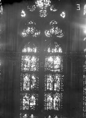 Cathédrale Notre-Dame - Chapelles du choeur, vitrail E