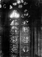 Cathédrale Notre-Dame - Chapelles du choeur, vitrail G