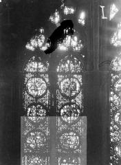 Cathédrale Notre-Dame - Chapelles du choeur, vitrail I