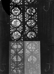 Cathédrale Notre-Dame - Chapelles du choeur, vitrail J