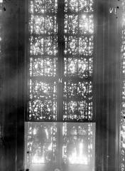 Cathédrale Notre-Dame - Chapelles du choeur, vitrail N