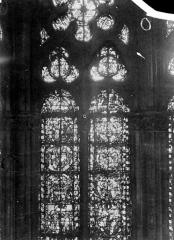 Cathédrale Notre-Dame - Chapelles du choeur, vitrail O