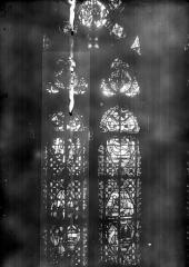 Cathédrale Notre-Dame - Chapelles du choeur, vitrail B'