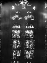 Cathédrale Notre-Dame - Chapelles du choeur, vitrail E'