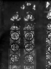 Cathédrale Notre-Dame - Chapelles du choeur, vitrail I'