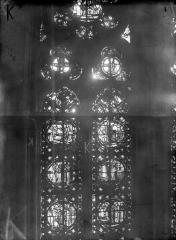 Cathédrale Notre-Dame - Chapelles du choeur, vitrail K'