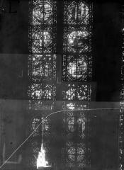 Cathédrale Notre-Dame - Chapelles du choeur, vitrail L'