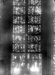 Cathédrale Notre-Dame - Chapelles du choeur, vitrail N'
