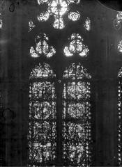 Cathédrale Notre-Dame - Chapelles du choeur, vitrail O'