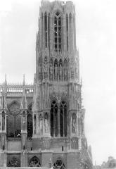 Cathédrale Notre-Dame - Tour nord, côté nord