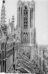 Cathédrale Notre-Dame - Tour nord, côté est