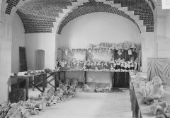 Cathédrale Notre-Dame - Dépôt lapidaire (ensemble) : Fragments déposés
