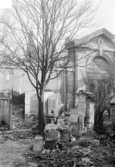 Ancien archevêché, actuellement Palais du Tau - Portique d'entrée