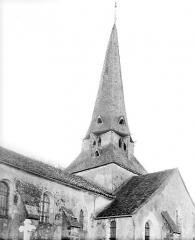 Eglise Saint-Saturnin - Clocher