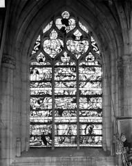 Eglise Saint-Florentin - Vitrail