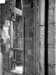 Ancienne cathédrale et son chapître - Flèche : Pile intérieure