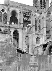 Cathédrale Saint-Gervais et Saint-Protais - Façade nord