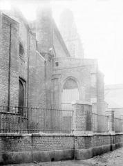 Eglise Notre-Dame - Façade nord, prise du nord-est