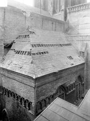 Eglise Notre-Dame - Transept sud : Toiture