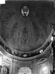 Eglise Notre-Dame - Vue intérieure du choeur : Coupole