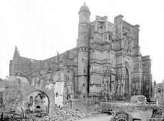 Eglise de Rembercourt - Ensemble nord-ouest