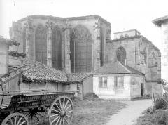 Eglise Saint-Pierre - Angle nord-est