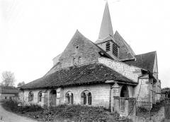 Eglise Saint-Symphorien - Ensemble ouest