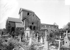 Eglise de la Nativité de la Vierge - Ensemble nord