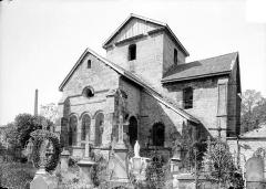 Eglise de la Nativité de la Vierge - Ensemble nord-est
