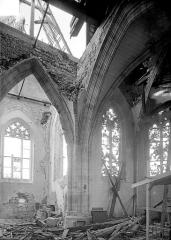 Eglise de l'Assomption - Vue intérieure du choeur