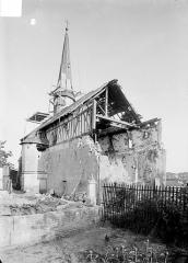 Eglise - Ensemble nord-ouest