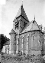 Eglise de Faremont - Ensemble sud-est