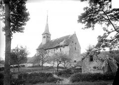 Eglise Saint-Prix - Ensemble sud-ouest